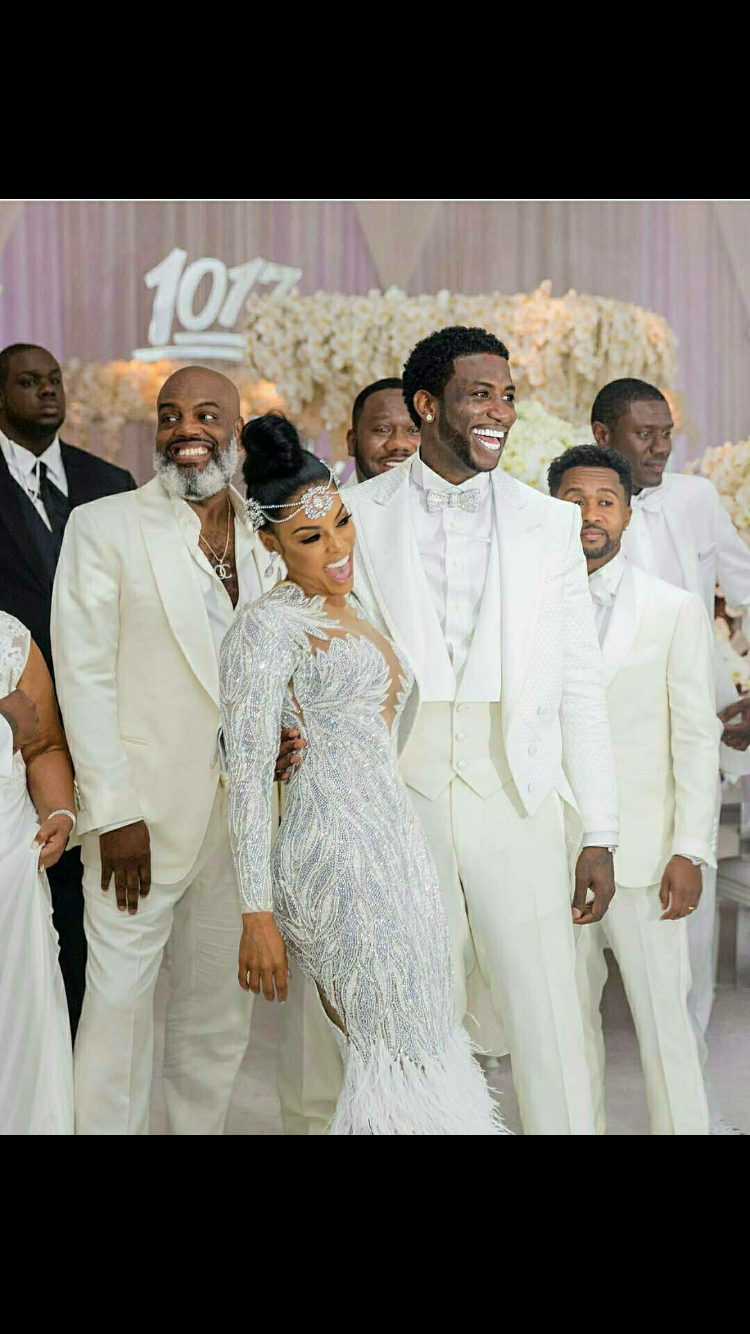 4bde1713b The Mane Event Wedding Pictures #maneevent #KeyshiaKaoir #guccimane #love  #fashion #diamondflooded #101717 💙💎