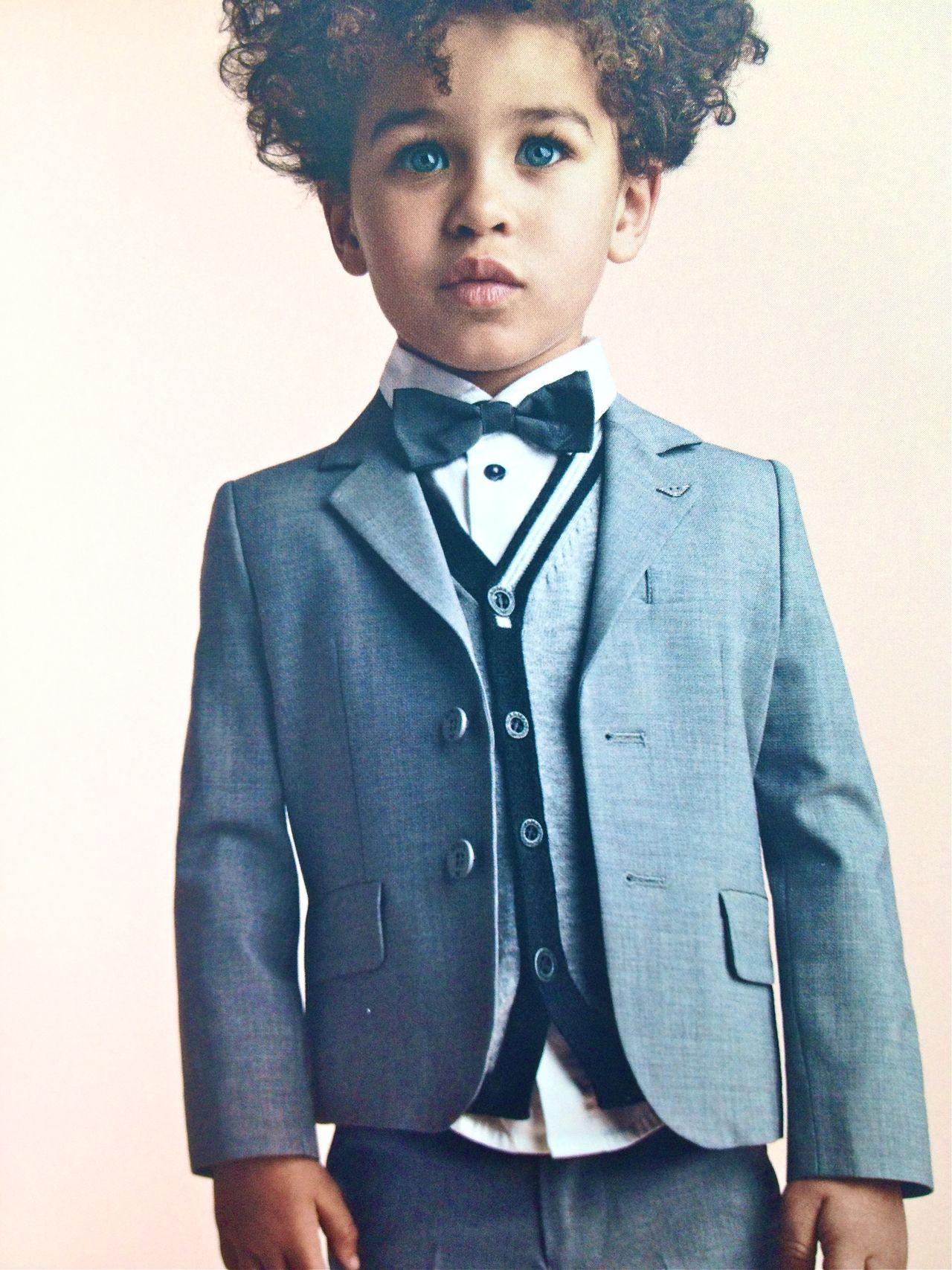 lookin\' fly in an Armani Junior suit | Sesje dziecięce / Kids ...