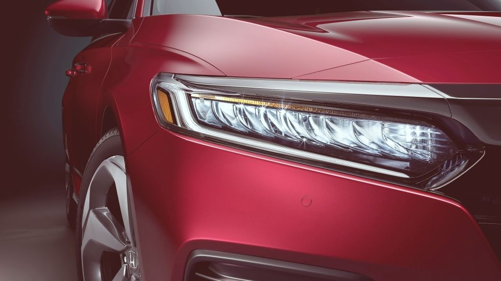 2020 Honda Accord Preview Facelift Version with New Minor