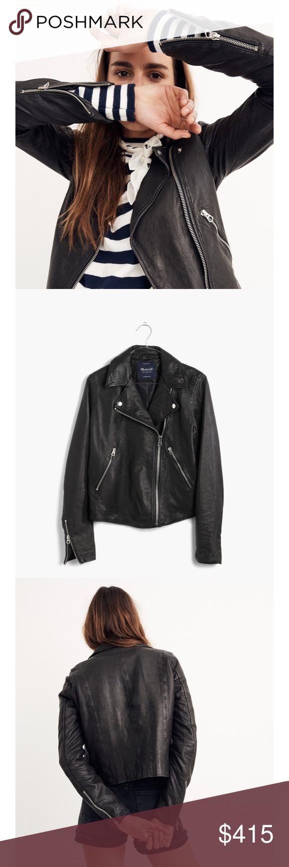 Madewell Washed Leather Jacket Washed Leather Jacket Washed Leather Leather Jacket [ 1740 x 580 Pixel ]