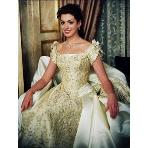 Princess Diaries 2 Coronation Gown Princess Diaries Princess
