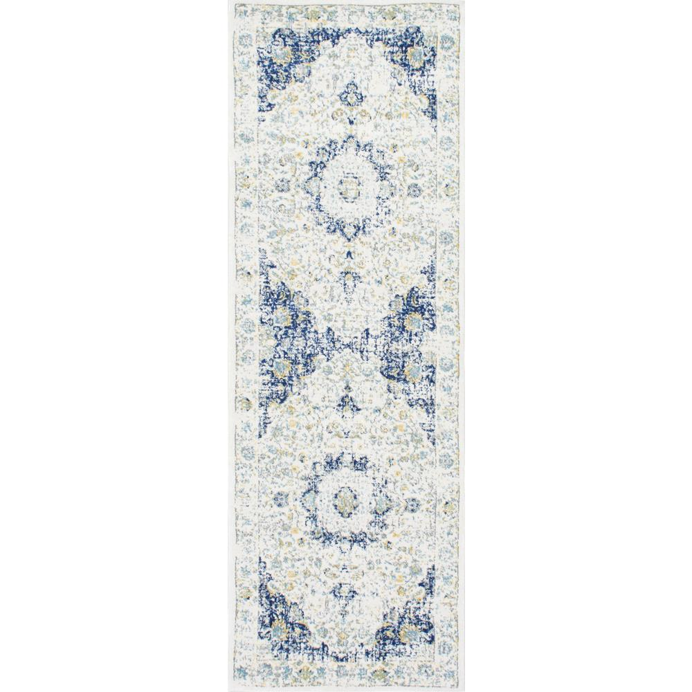 Verona Blue 2 Ft 8 In X Runner