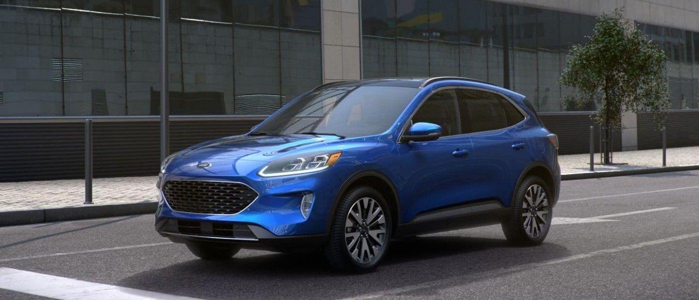 2020 Ford Escape New Review in 2020 Ford escape, Suv, Ford