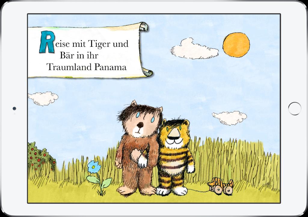 Spectacular Janosch Oh wie sch n ist Panama Reise mit Tiger und B r ins Land