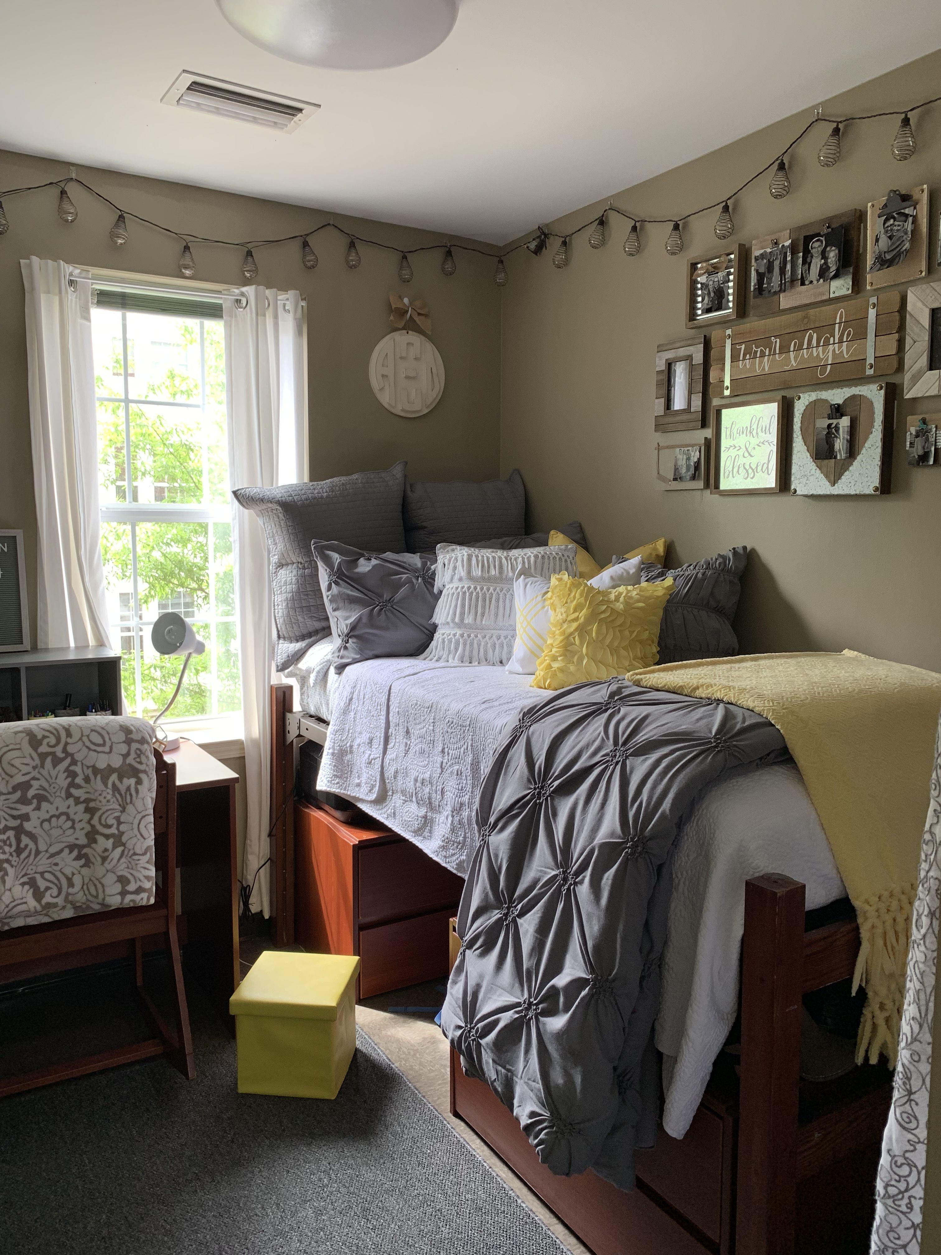 Auburn Village Dorm Room College Dorm Room Decor Dorm Room Diy Dorm Sweet Dorm
