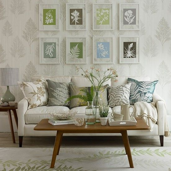 Spring Living Room Decorating Ideas: Spring Decorating Ideas - 10 Of The Freshest