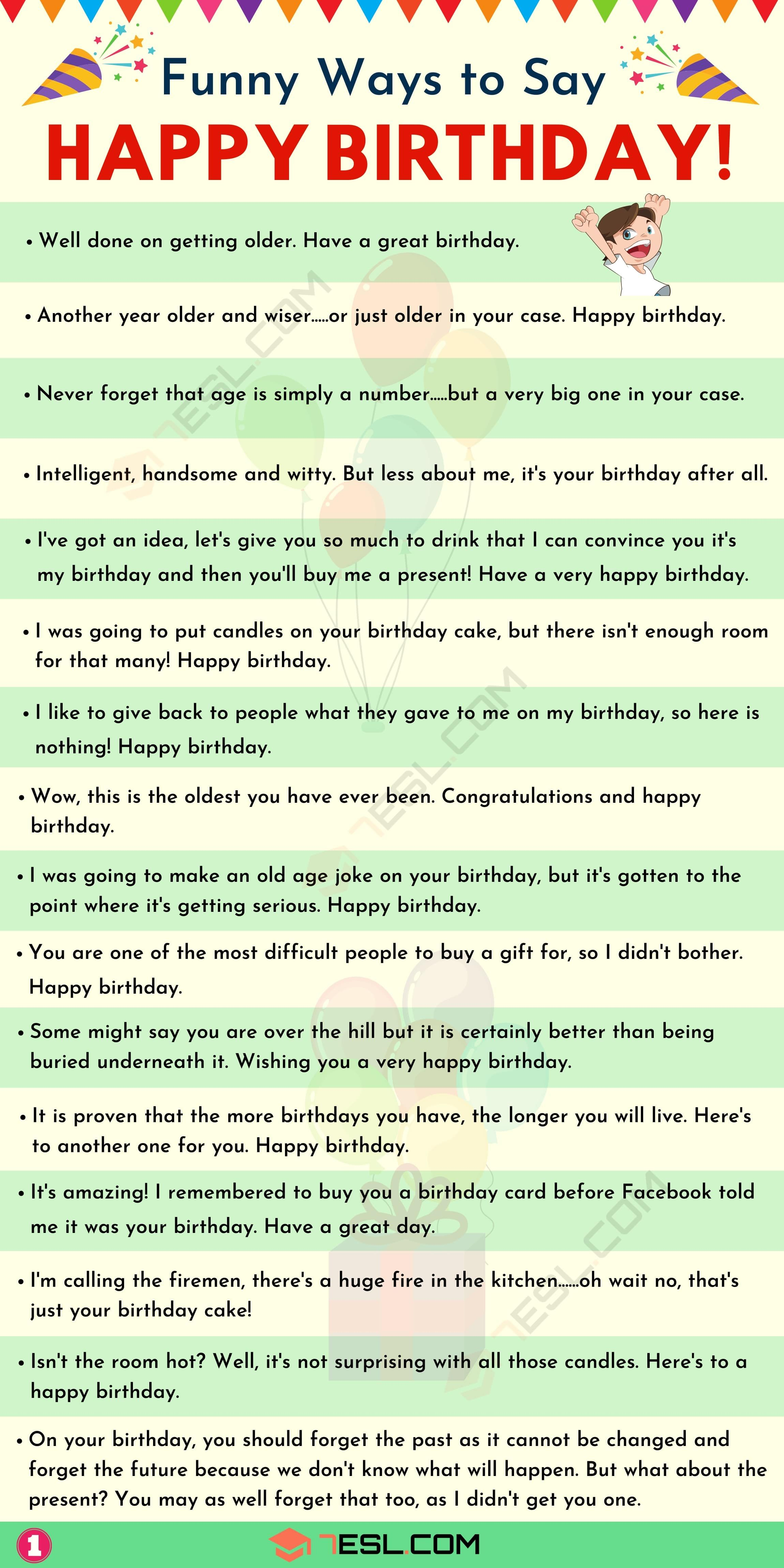 Birthday Wishes 500 Meaningful Happy Birthday Messages For Everyone 7esl Happy Birthday Quotes Funny Happy Birthday Best Friend Quotes Happy Birthday Wishes Quotes