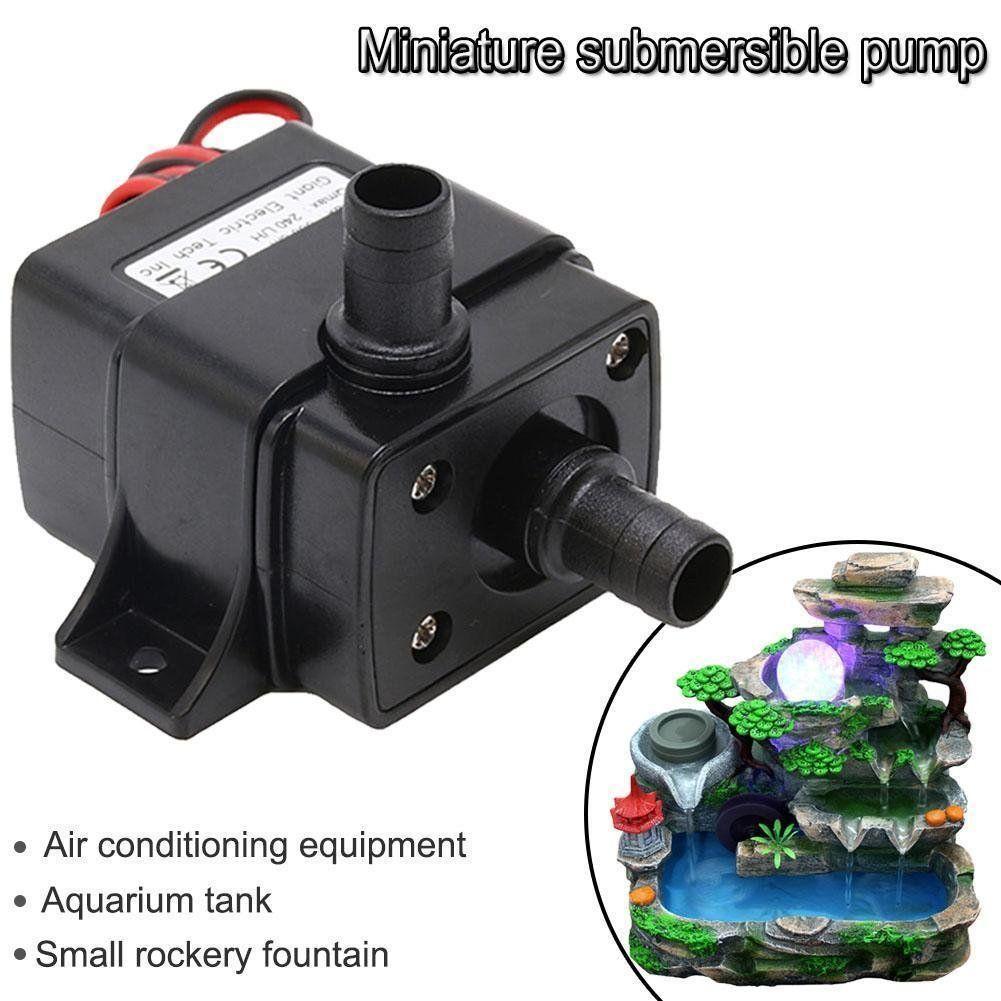 Pump Motor Submersible Pool Water Us H Brushless 12v Dc