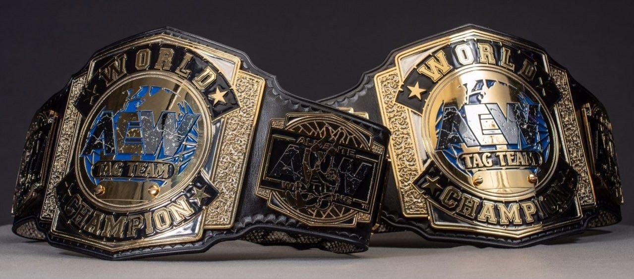 Aew World Tag Team Championship Professional Wrestling Pro Wrestling Professional Wrestlers