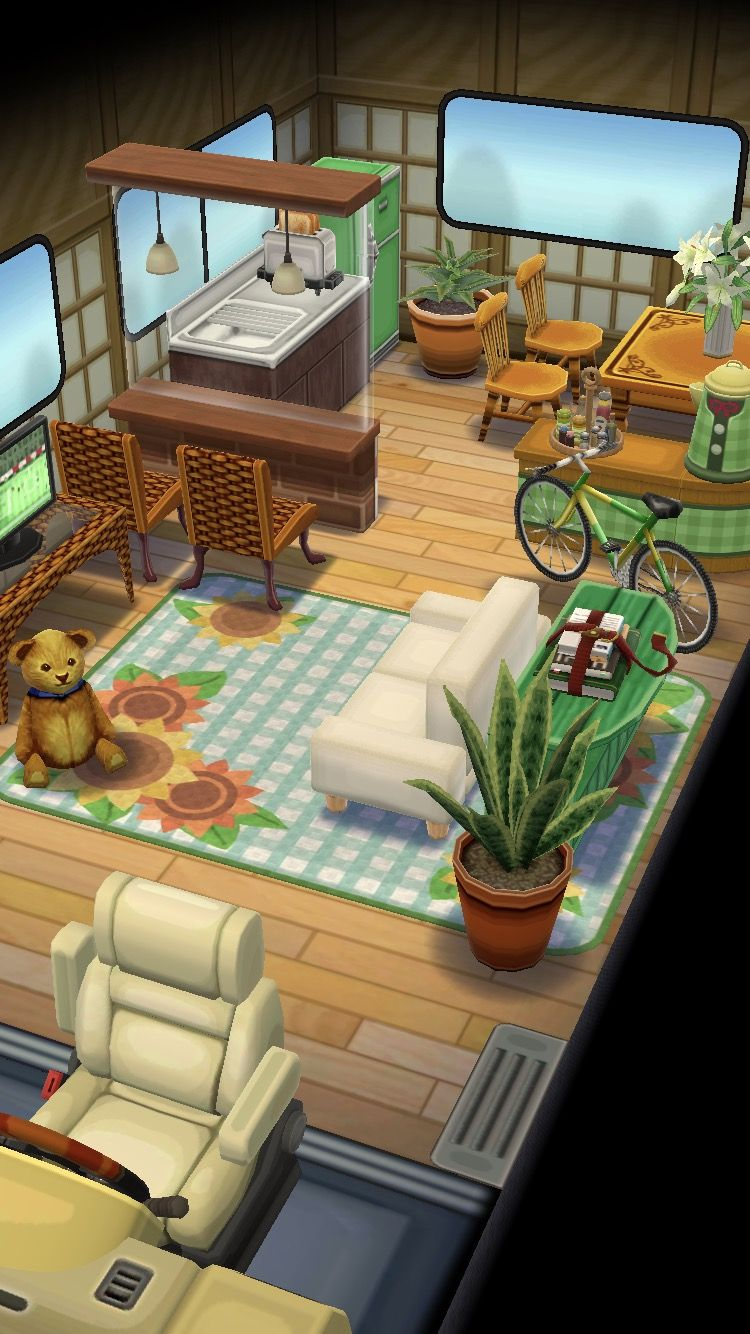 Animal Crossing Pocket Camp Kitchen Animal Crossing Wild World