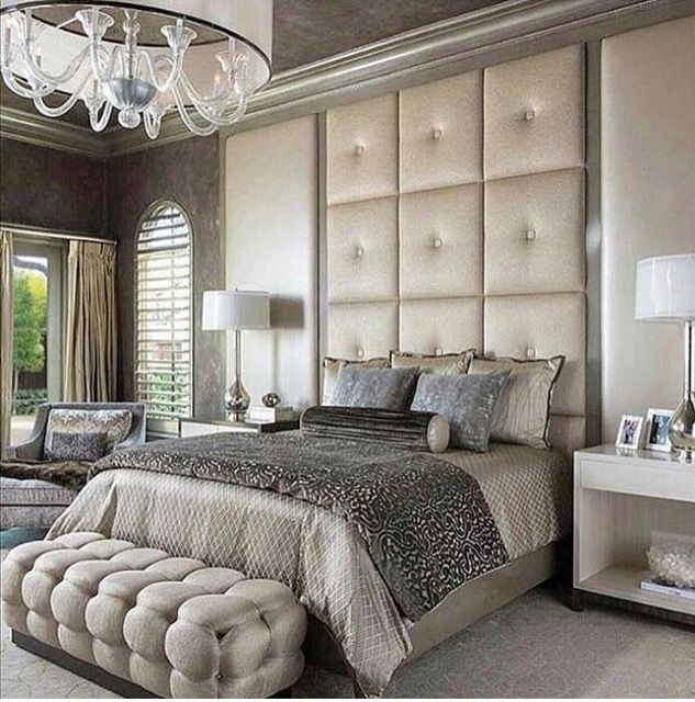 Luxurious Bedroom Design Simple Piniva On Decor Master  Pinterest  Bedrooms Bed Room And Decorating Design
