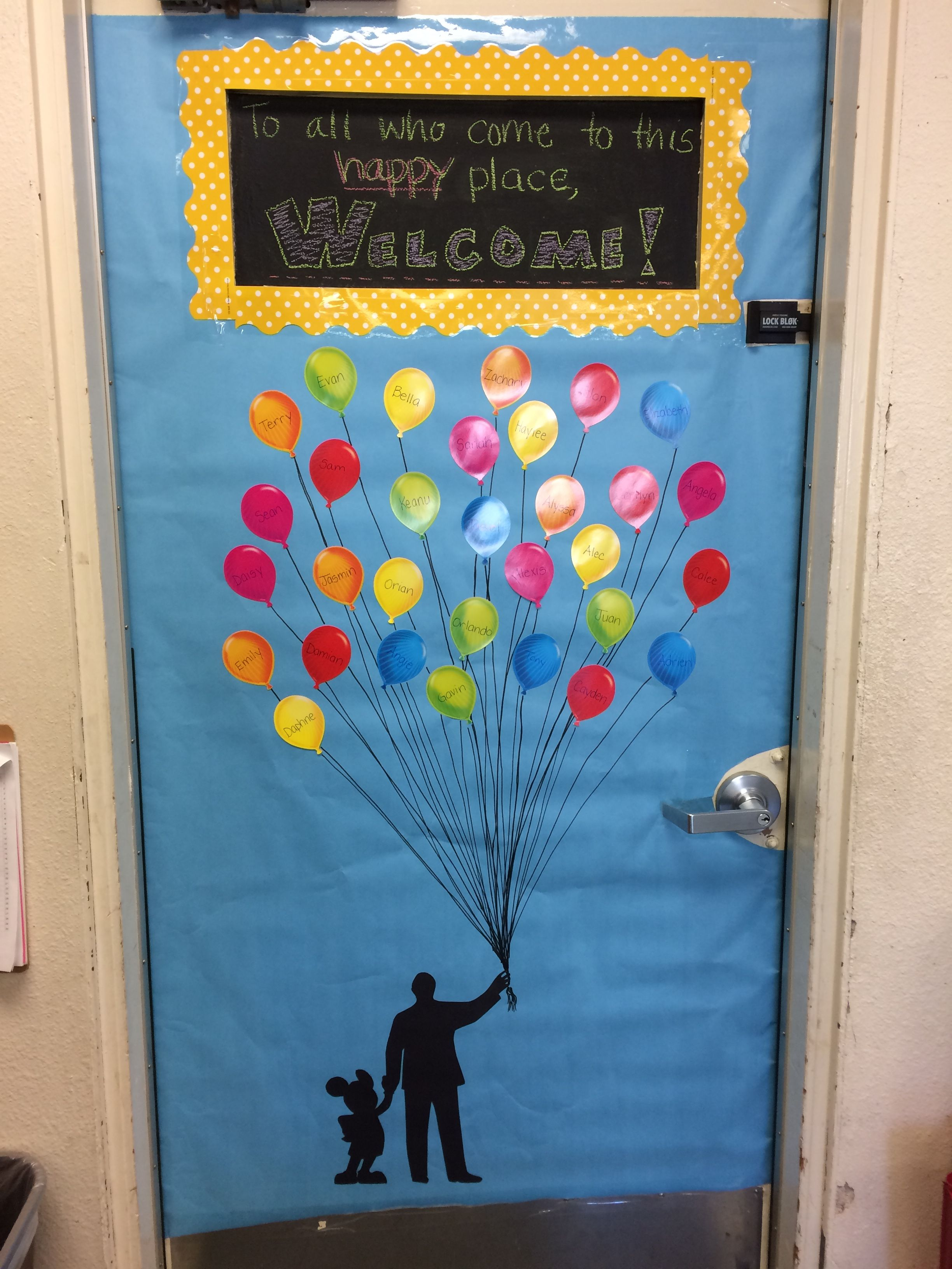 Disney Back To School Door School Door Decorations Disney Classroom School Doors