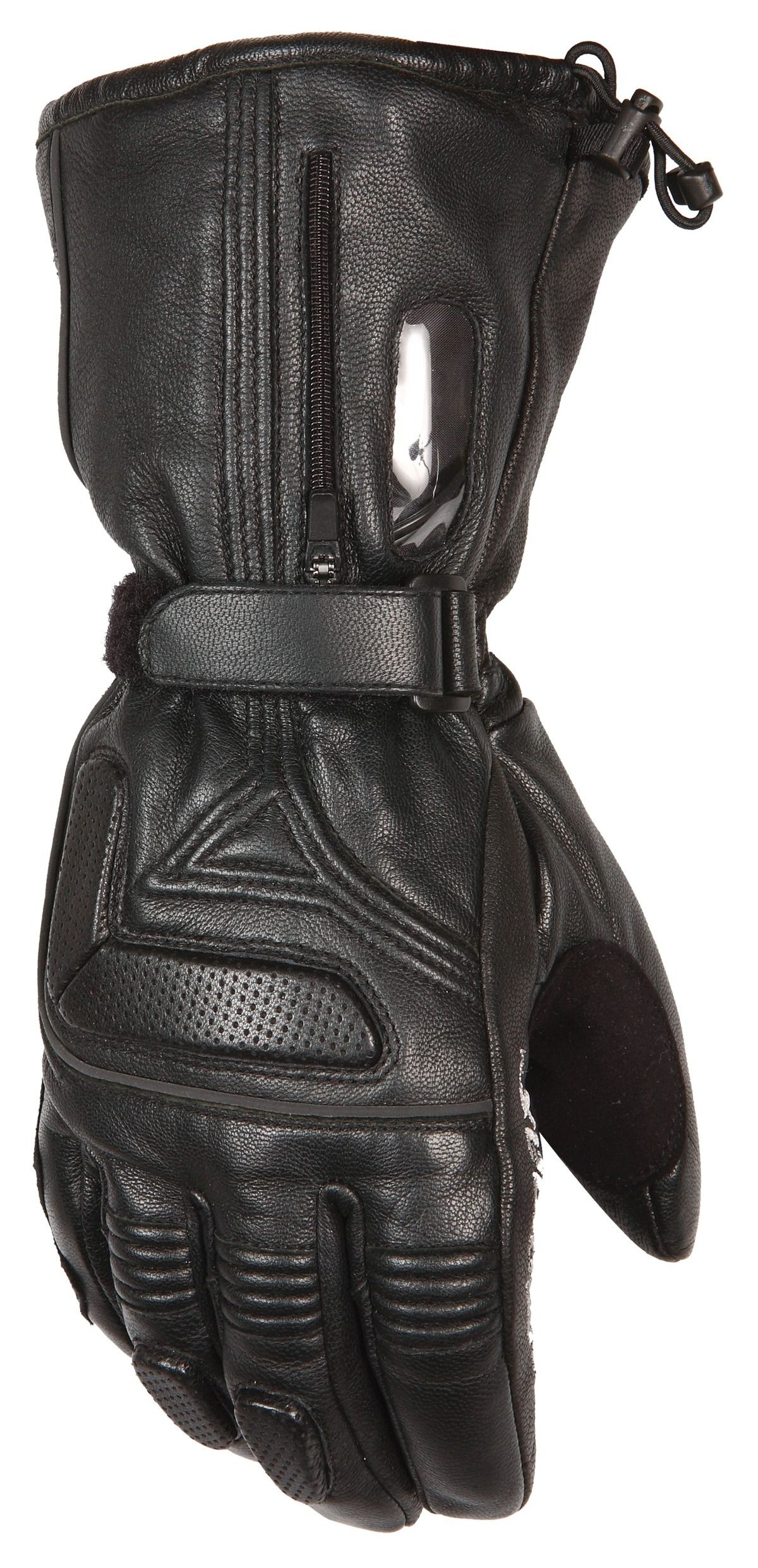 Insulated leather motorcycle gloves - As Winter Motorcycle Gloves They Work Reasonably Well Liner Moves Around Freely Inside The Outer