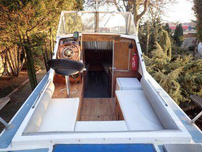 Lodz Motorowa Jacht Motorowy Onedin 650 Yamaha 9 9 6079387213 Oficjalne Archiwum Allegro Lodz Hot Tub Outdoor Decor
