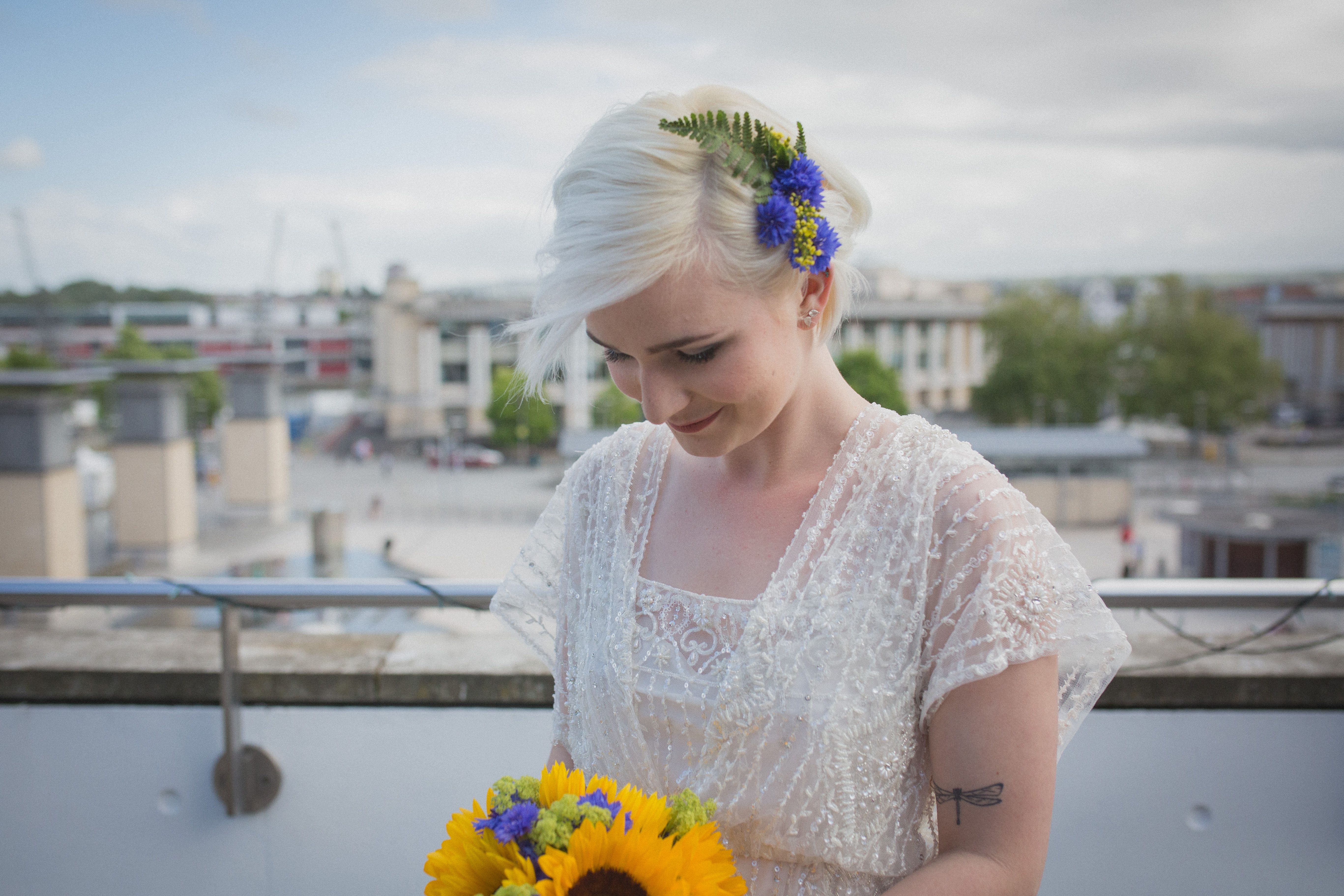 Bridal Hair Makeup Bristol Planetarium Photoshoot June15