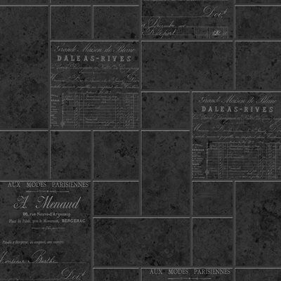 Shop Graham U0026 Brown Graham U0026 Brown Modern Living Parisienne Charcoal  Wallpaper At Loweu0027s Canada. Find Our Selection Of Wallpaper At The Lowest  Price ...