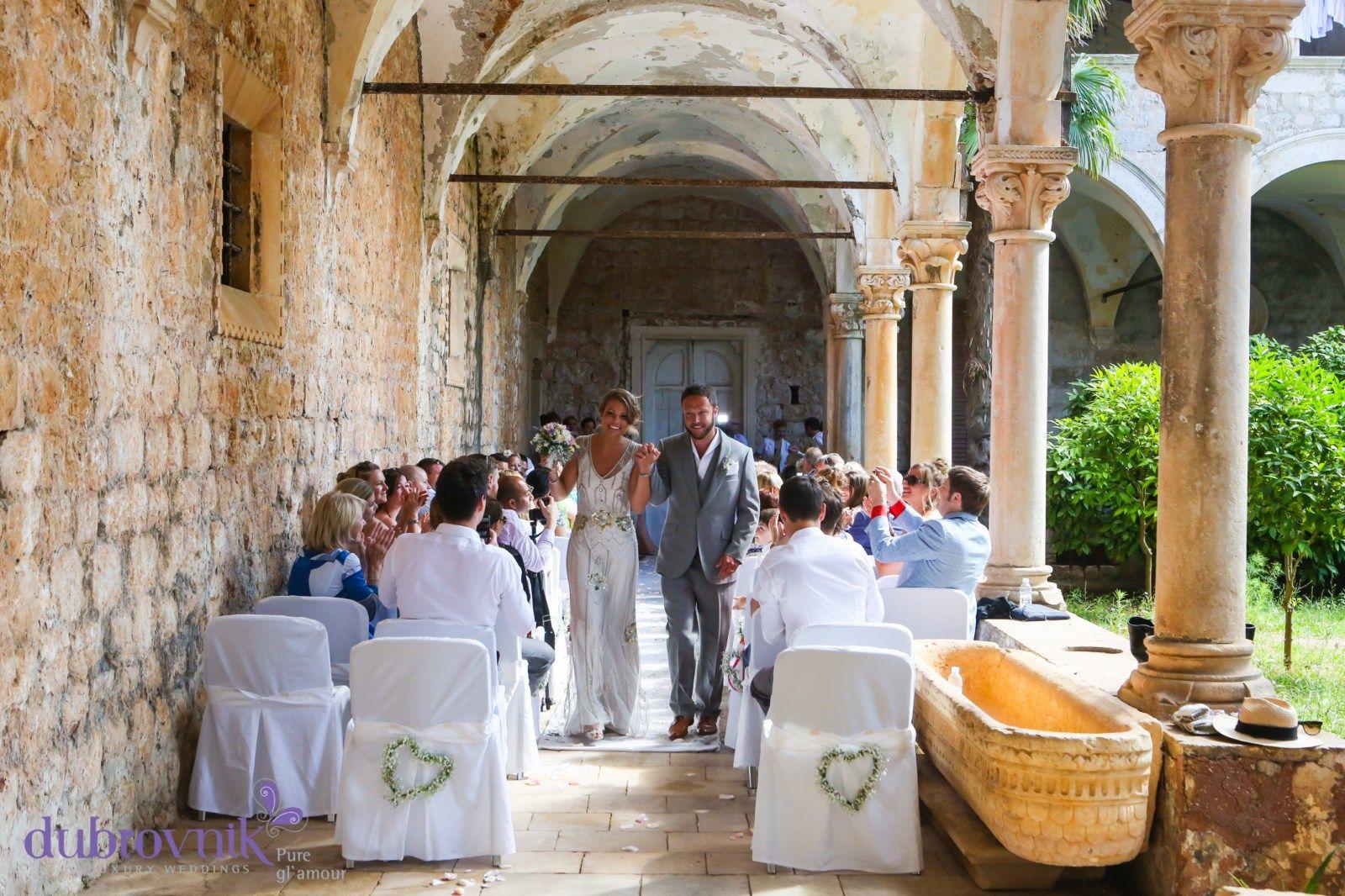 Private Island Wedding In Croatia