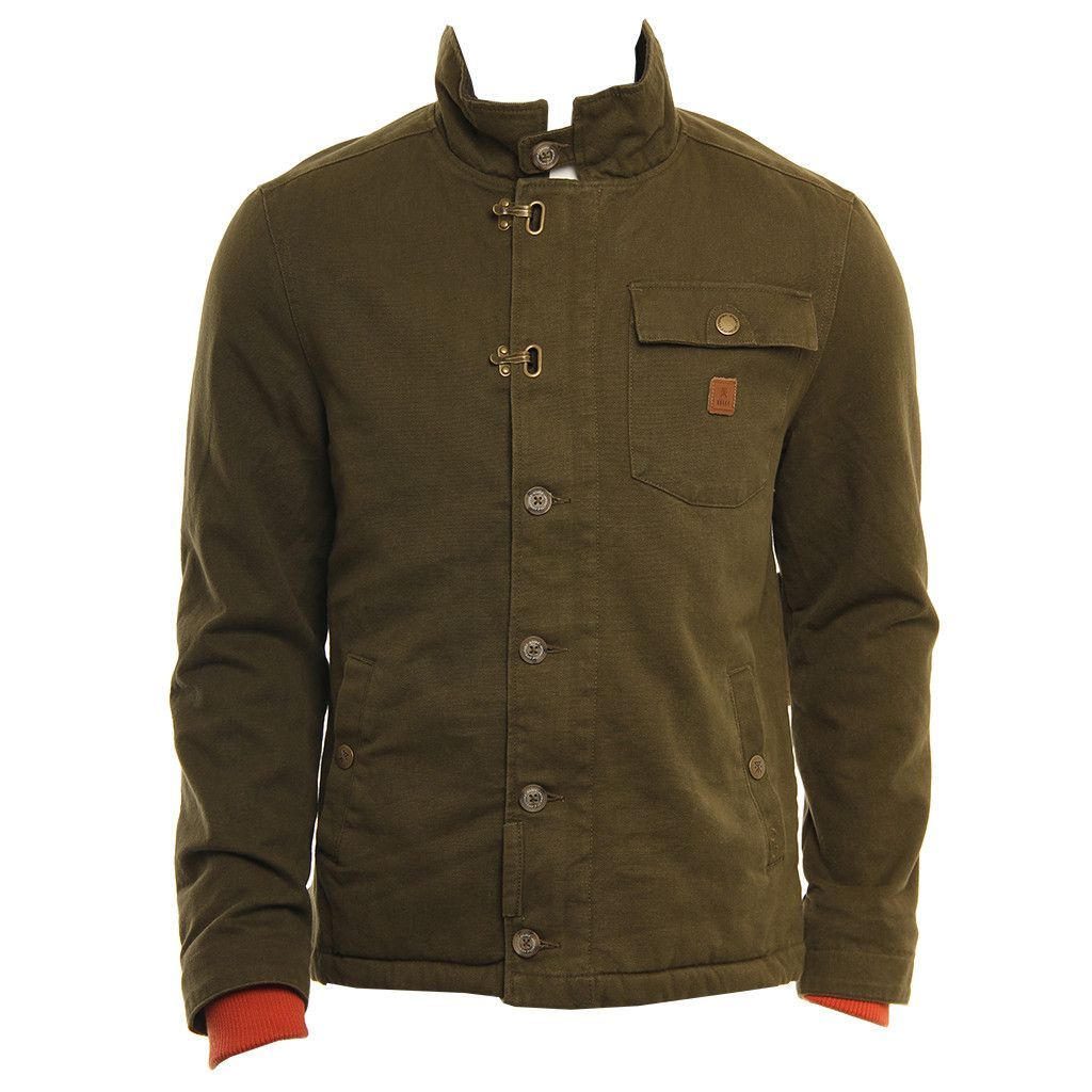 292ca4a8425 Roark Revival Mens Jacket Axmen Brown