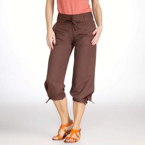 Pantalon Pescador Mujer Buscar Con Google Pantalones Pescadores Pantalones Elegantes Para Mujer Pantalones Elegantes