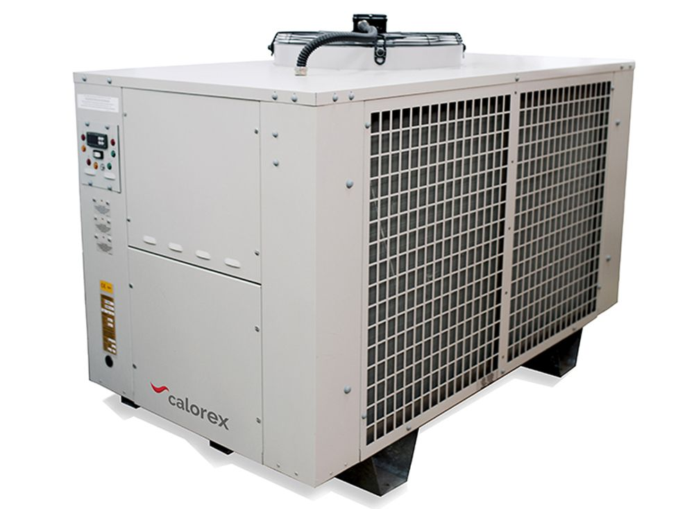 We Infinite Leisure Is The Swimming Pool Heating Cooling Pump Suppliers In Dubai Provides The Best Pool Heat Pumps An Swimming Pools Pool Heat Pump Heated Pool