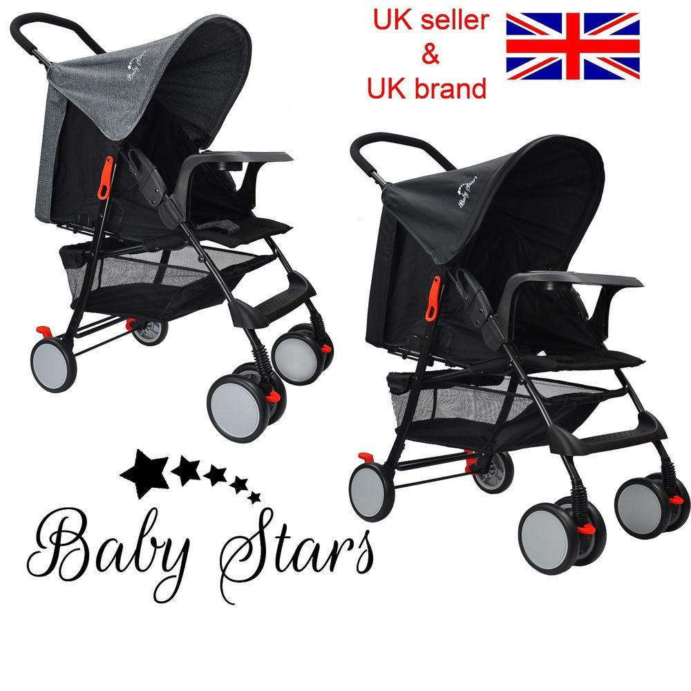 BABY PUSHCHAIR LIGHTWEIGHT BABY STROLLER BABY BUGGY FROM