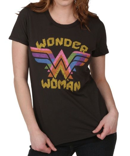 Blouses and Tops vintage wonder woman shirt