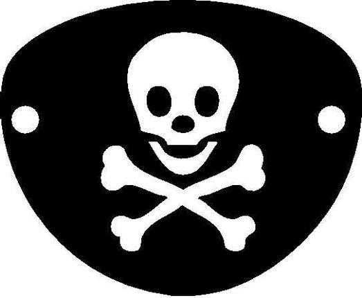 Pirate Patch Template Google Search