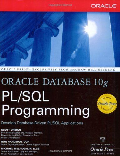 Database book expert oracle sql
