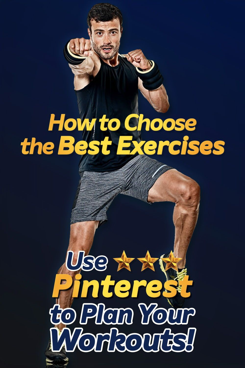 Be strategic, and plan your workouts smartly ahead of time. The Pinterest discovery engine makes it...