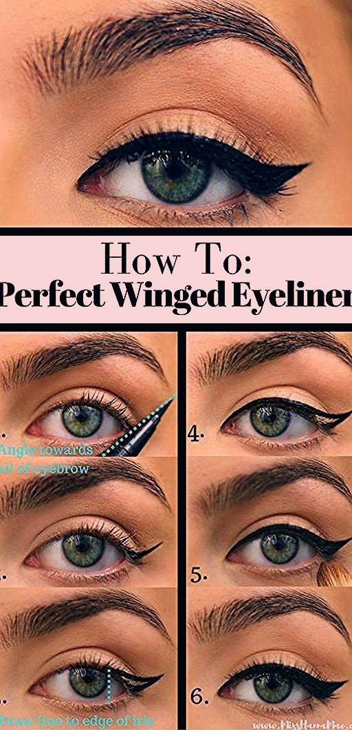 Photo of 10 einfache Eyeliner-Tutorials für Anfänger – Make-up Geheimnisse