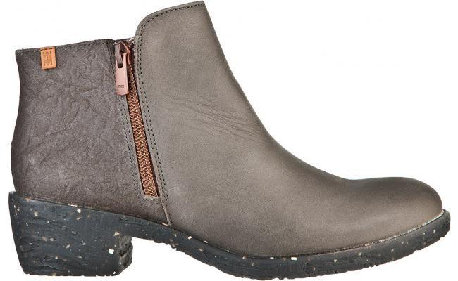 Nc55 Antique-ruga Grafito / Quera - Zapatos Mujer - Tienda Online - El Naturalista