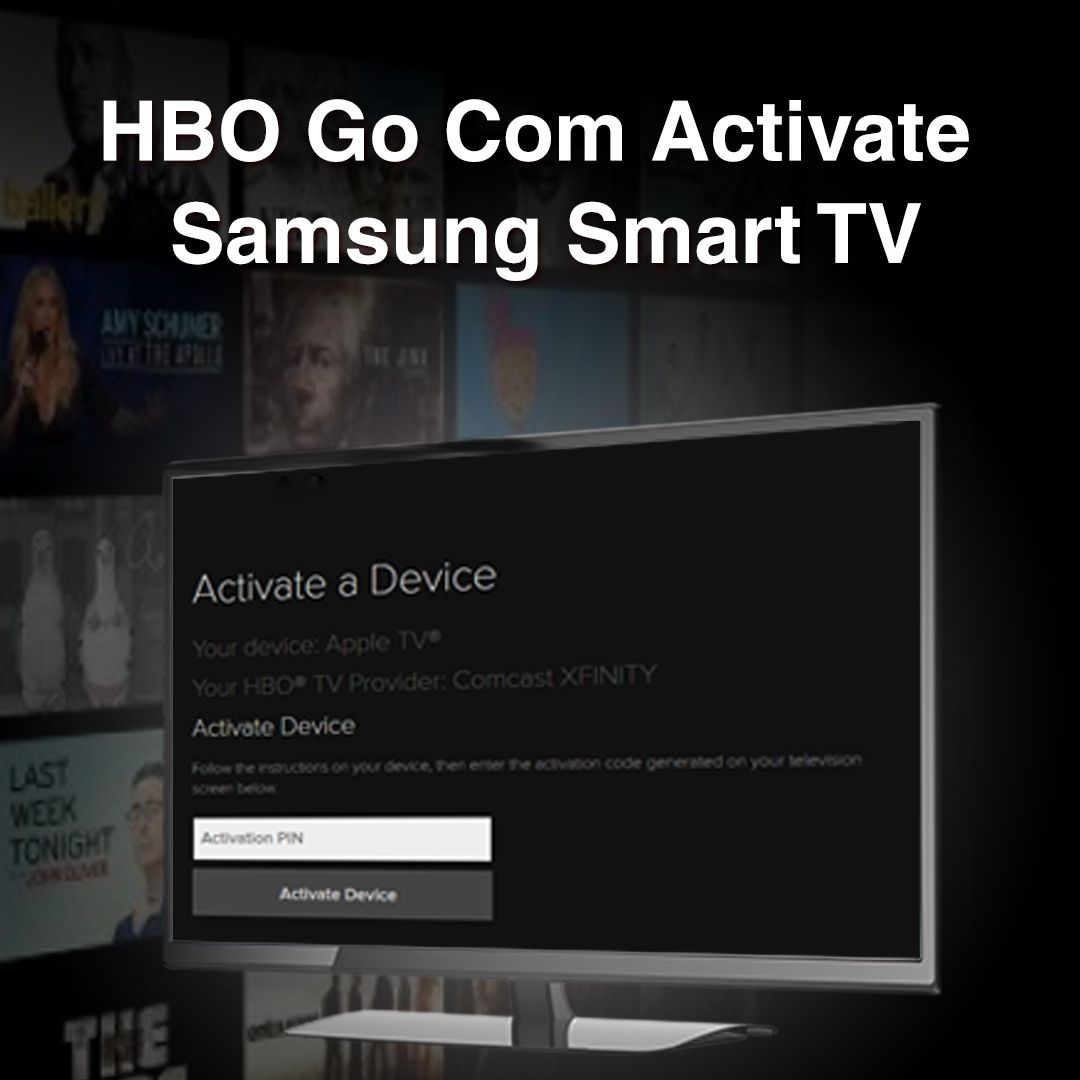 Pin by HBO Go Com Activate on HBO Go | Samsung smart tv