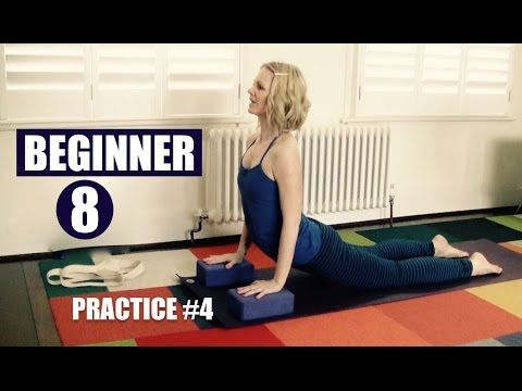 beginner yoga flow // 35 min total body sun salutation a