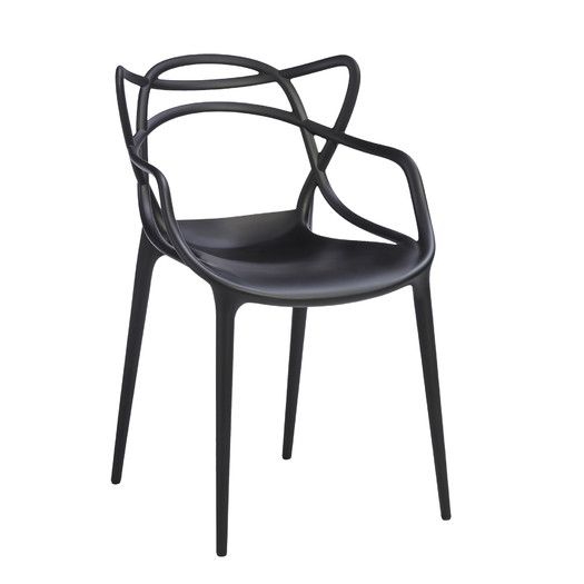 Phillipe Starck Masters Chairs Made From Dye Modified Polypropylene Polymethylmethacrylate Interesting 132 Masters Chair Chair Design Stackable Chairs