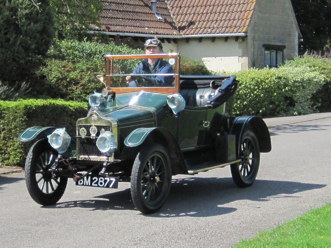 Standard Model S Tourer | Obscure Vintage Automobiles From The UK ...
