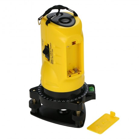 Household 2 Lines Cross Laser Level 360 Rotary Cross Line Leveling Can Be Used With Outdoor Receiver Vertical Horizont With Images Household Items Household Laser Levels