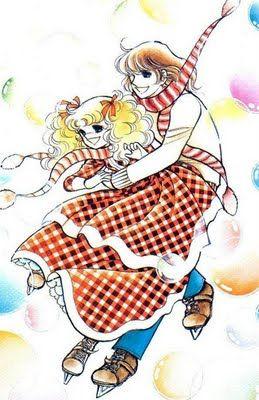 mondo anime photo gallery candy terence キャンディ イラスト 壁紙 かわいい ロミジュリ