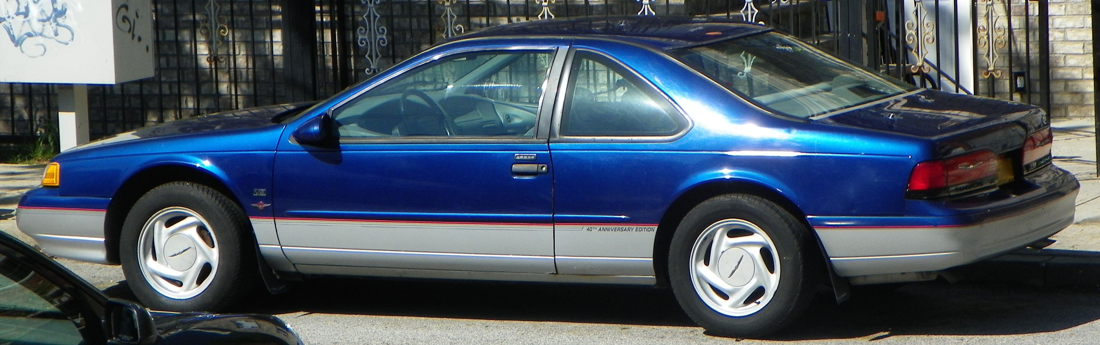 My 1995 Ford Thunderbird LX 40th Anniversary Edition 297