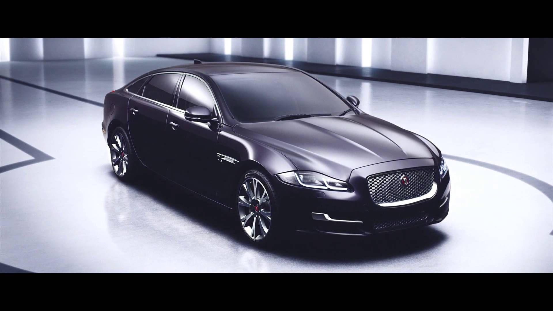 The New Jaguar Xj Is The Biggest And Prestigious Saloon By Jaguar