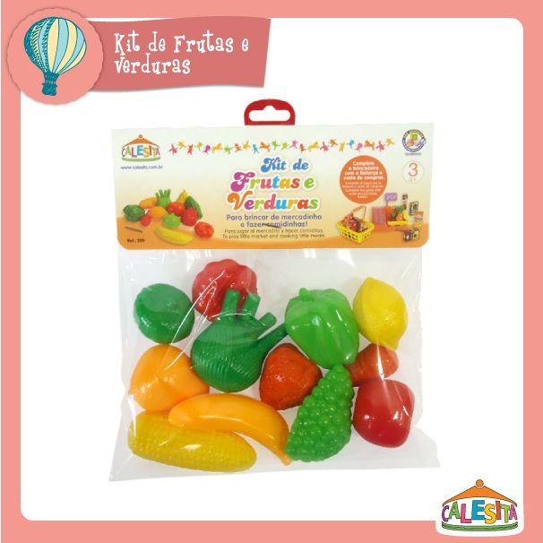 Kit De Frutas E Verduras Com Imagens Frutas Frutas E