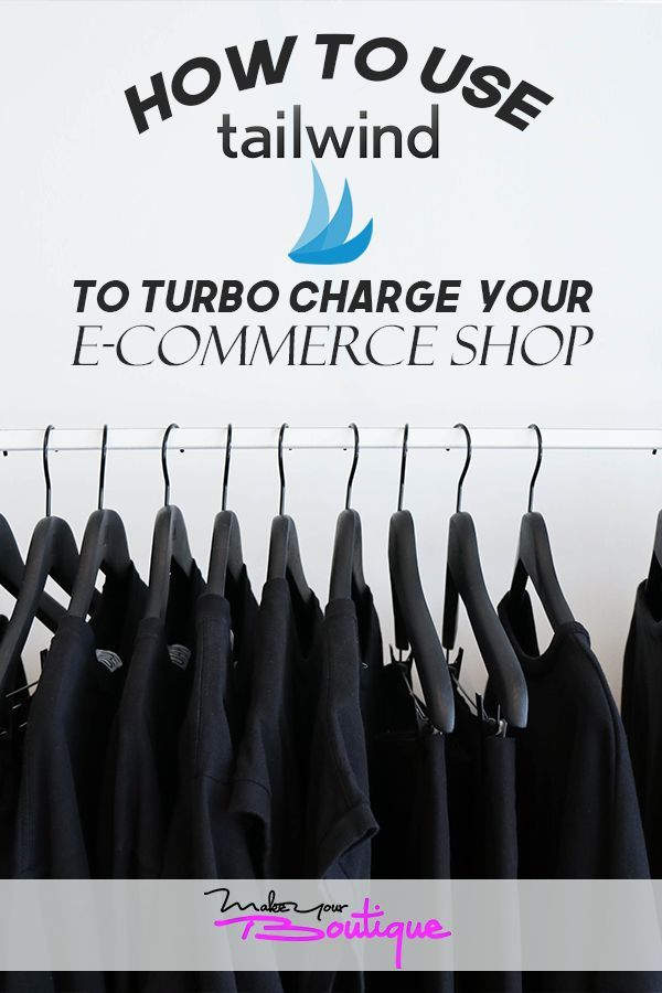 How To Use Tailwind To Turbo Charge Your E-Commerce Shop