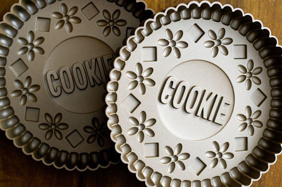 Cookie cake pan set cake pans