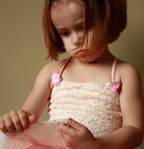 Niños hiperactivos en el salon de danza
