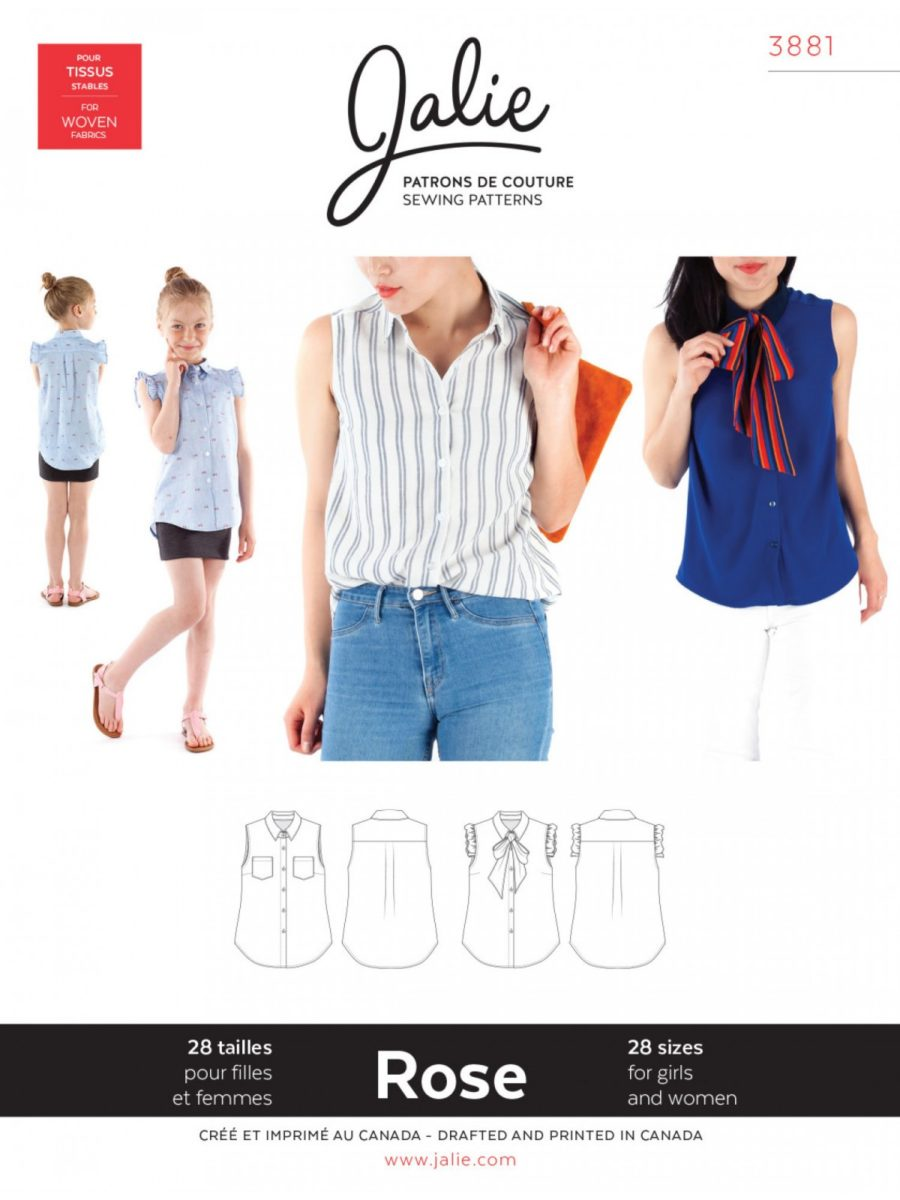 Jalie Sewing Pattern 3884 Hoodies Jackets 27 Sizes