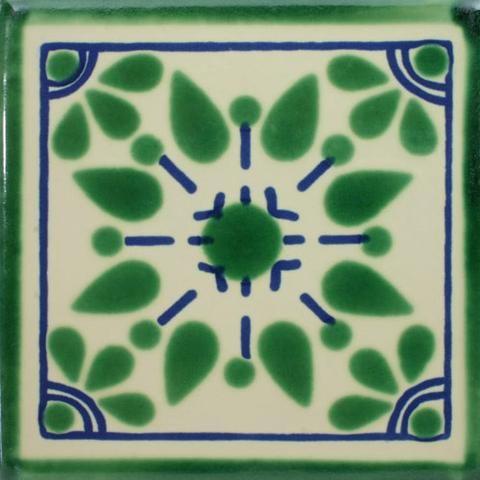 Especial Ceramic Decorative Spanish Garden Tile