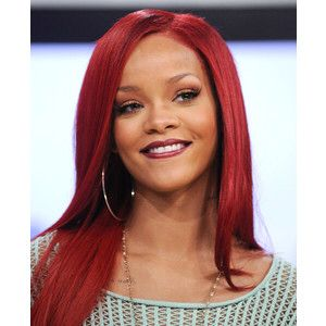 Loved Rihanna With Red Hair Red Hairstyles Pinterest Hair