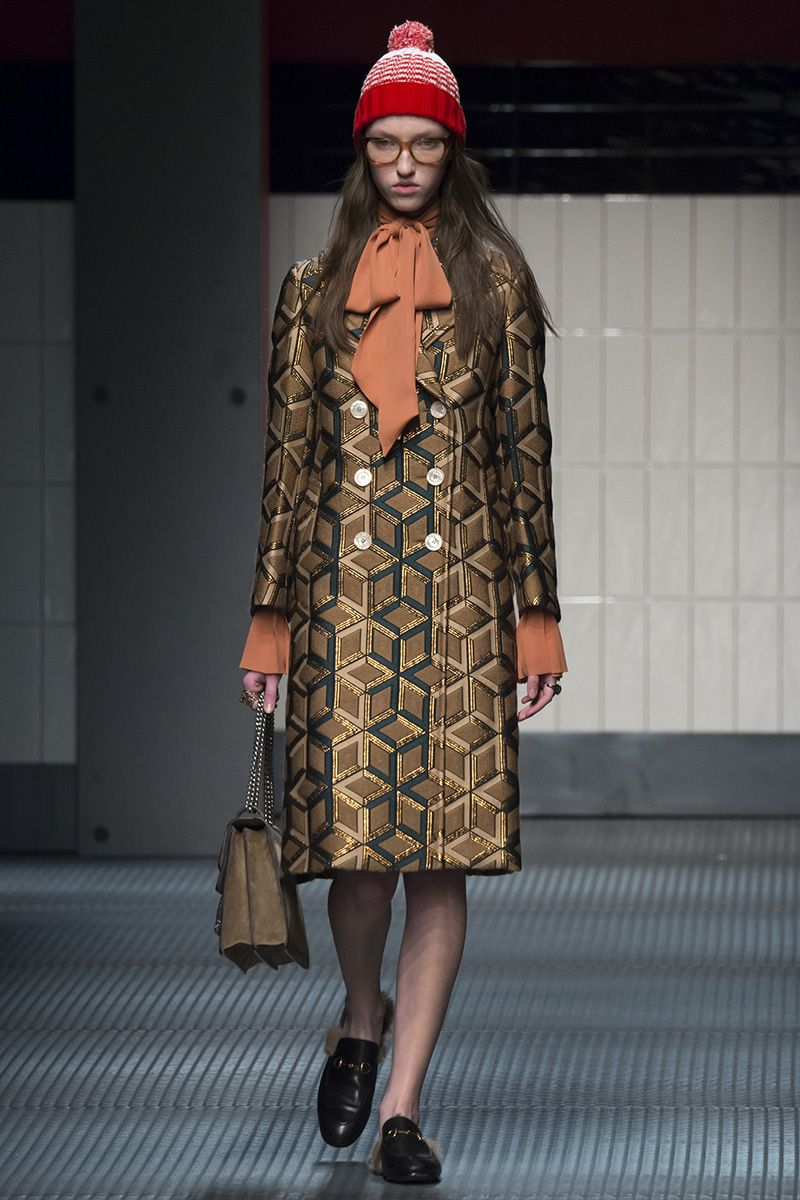 Gucci Fall 2015 RTW Runway – Vogue