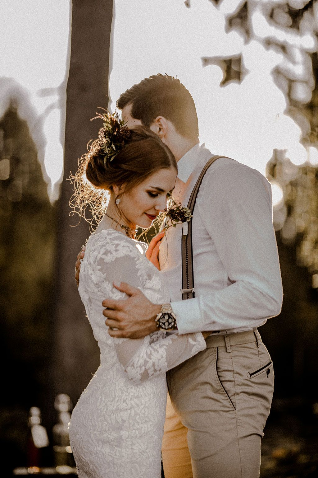 Wedding in the woods | Elena Engels Fotografie | elena engels / my ...