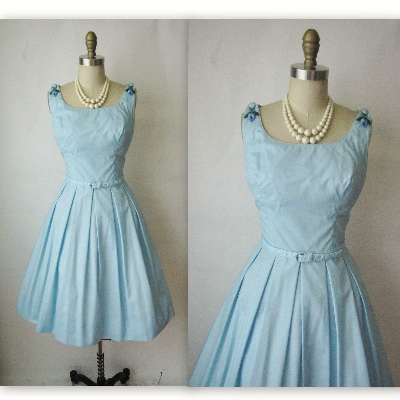 Magnificent Vintage Garden Party Dress Photo - All Wedding Dresses ...