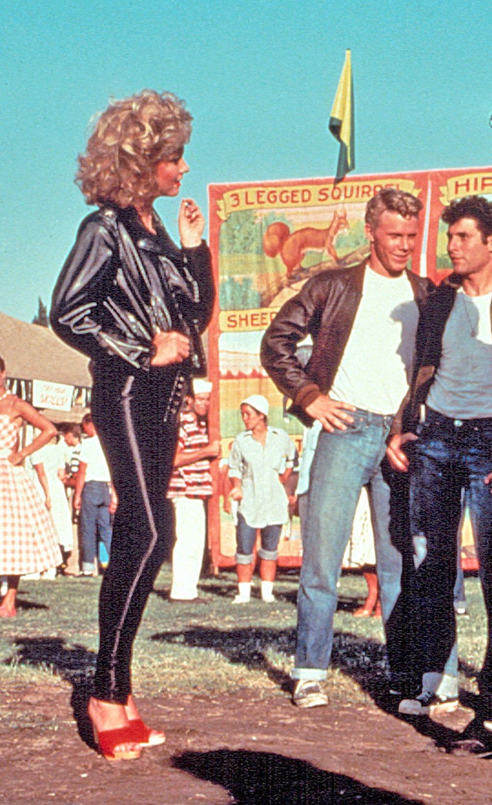 Grease is the word.....